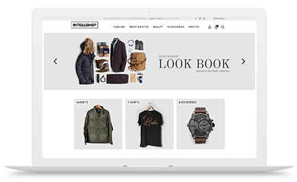 intellshop - Magento 2 Theme