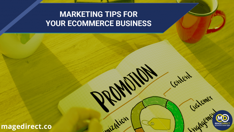 marketing tips for your eCommerece business