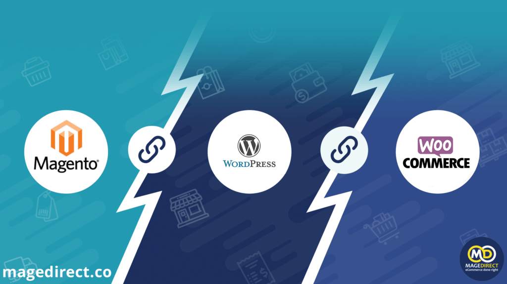 Magento vs WordPress vsWooCommerce