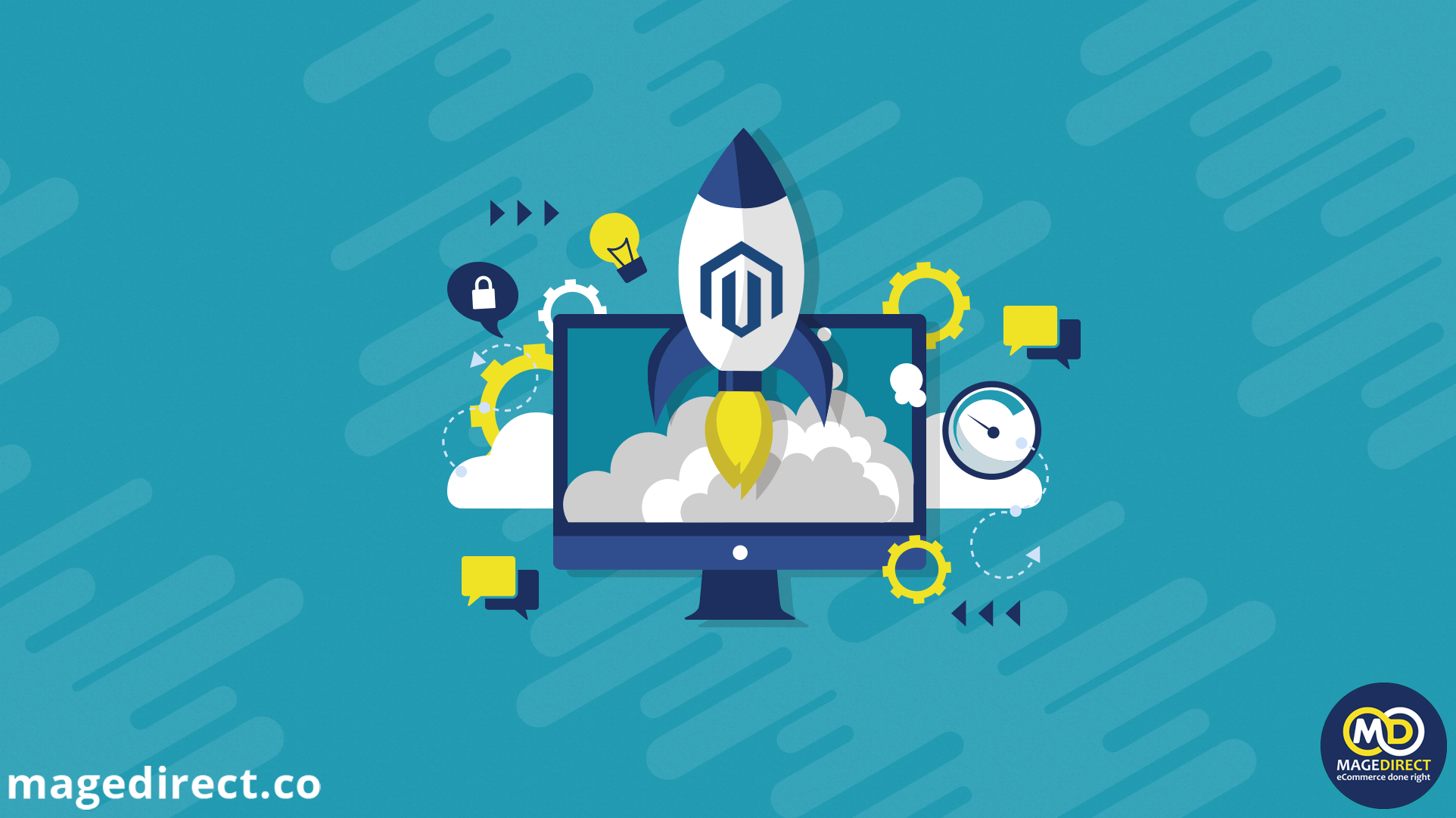 Magento 2 speed up