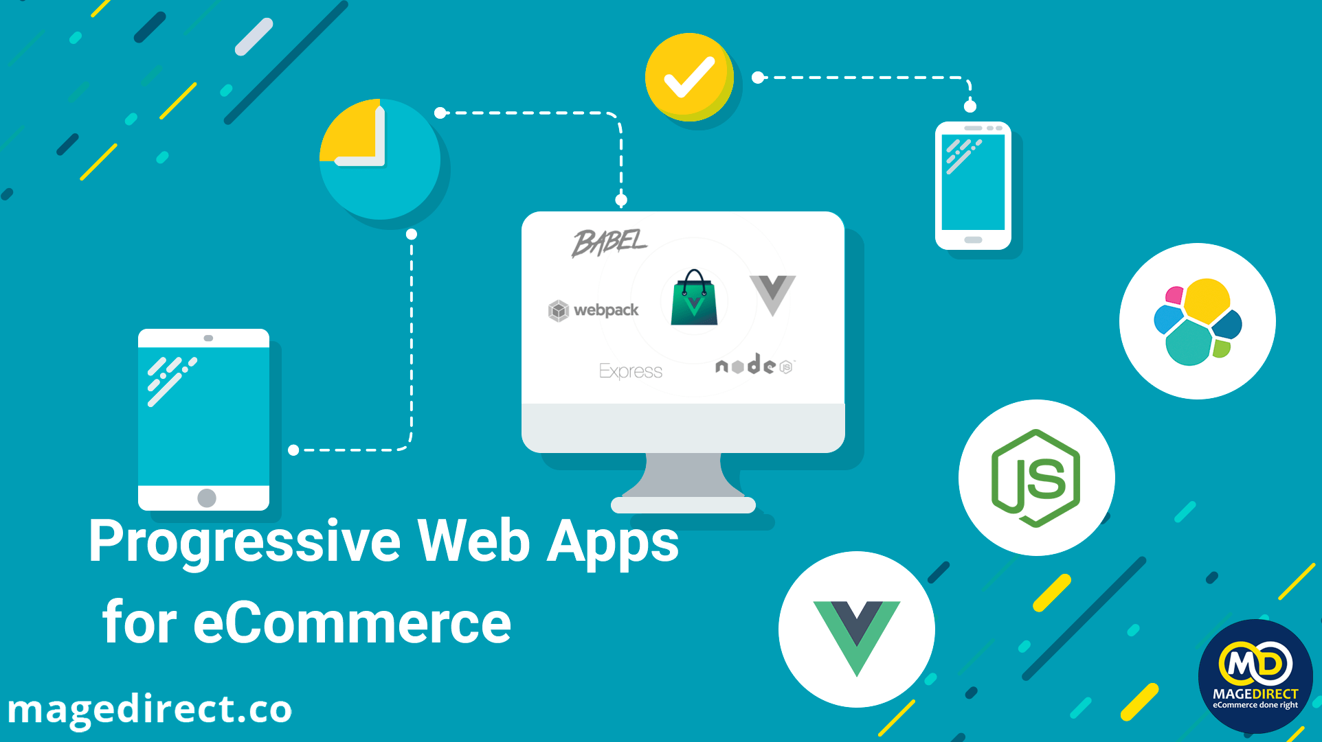 Progressive Web Apps for eCommerce with Vue Storefront | MageDirect