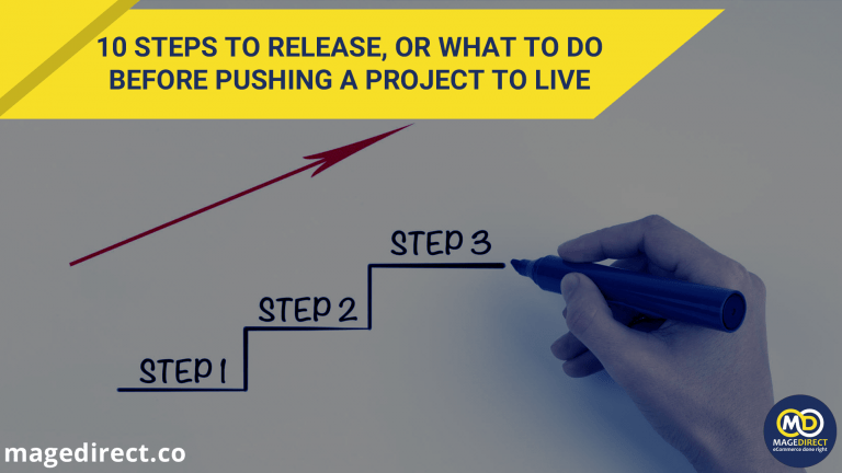 10 steps to release