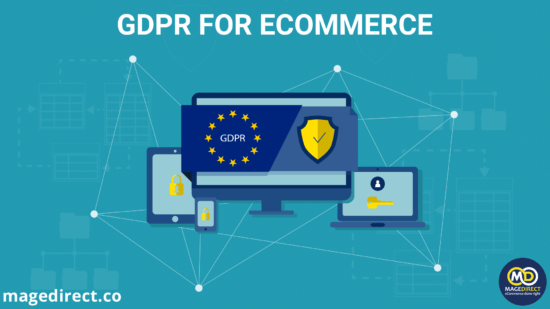 GDPR for eCommerce banner