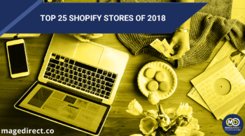 Top 25 Shopify stores of 2018